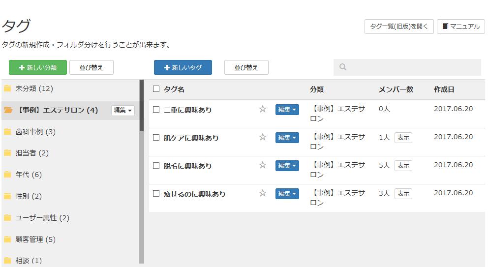LINE@セグメント配信